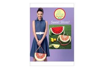 KWIK-SEW PATTERNS K0216 Fruit Bags in Three Styles, One Size
