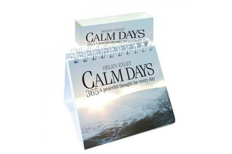 365 A Gift of Calm: A Peaceful Thought for Every Day (365 Great Days)