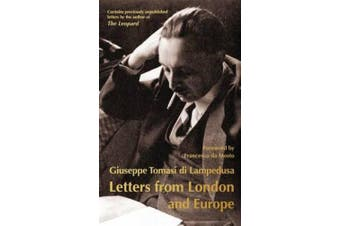 Letters from London and Europe (1925-30)