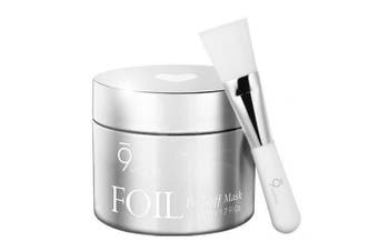 [9wishes] Foil Peel Off Mask Silver 50ml
