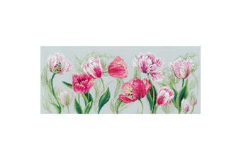 RIOLIS Spring Tulips Counted Cross Stitch Kit