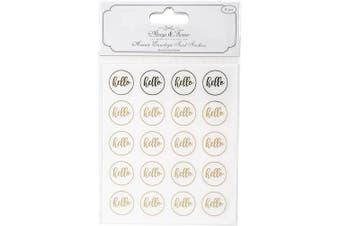 Craft Consortium Always & Forever Envelope Seal Stickers