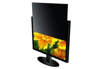 "(20"" Standard) - Kantek Secure-View Blackout Privacy Filter for 50cm Standard Monitors (Measured Diagonally - 4:3 Aspect Ratio), Anti-Glare, Anti-Blue Light (SVL20.1)"