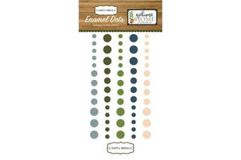 Carta Bella Paper Company Welcome Home Enamel Dots