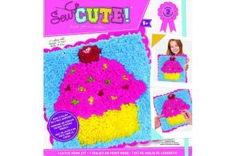 (1 PACK) - Sew Cute! Latch Hook Kit