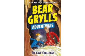 A Bear Grylls Adventure 9: The Cave Challenge (A Bear Grylls Adventure)