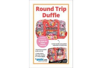 (Round Trip Duffle) - Patterns By Annie-Round Trip Duffle