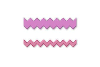 Couture Creations Classic Chevron Treasures Collection Die, Packof1