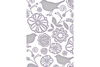 Couture Creations Embossing Folder Paradise All Ocassions Collection, Transparent