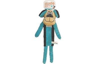 (Blue) - ASPCA Corduroy Pup Dog Toy