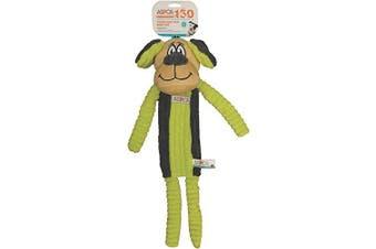 (Green) - ASPCA Corduroy Pup Dog Toy