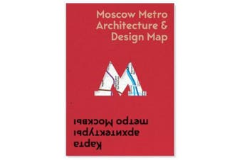 Moscow Metro Arch & Design Map