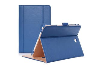 (Navy) - ProCase Samsung Galaxy Tab S2 8.0 Case - Leather Stand Folio Cover Case for Galaxy Tab S2 Tablet (20cm , SM-T710 T715 T713) - Navy