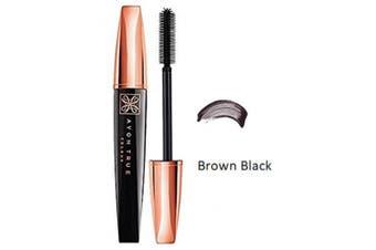 Avon True Colour Supreme Length Nourishing Mascara – Brown Black