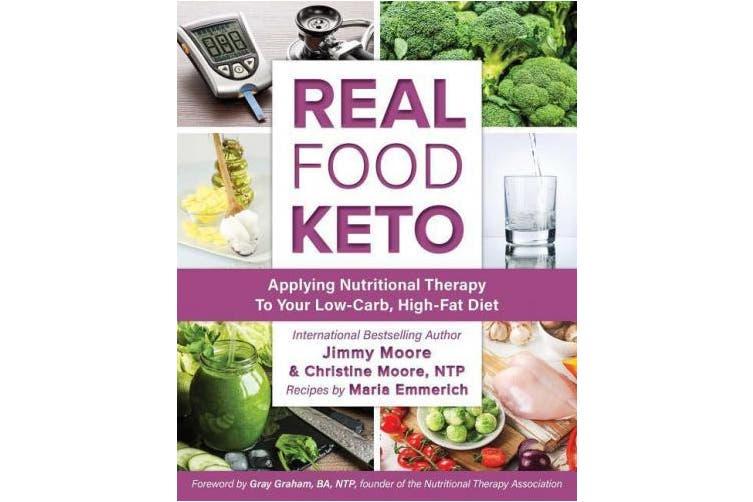 Dick Smith Real Food Keto Health Personal Development