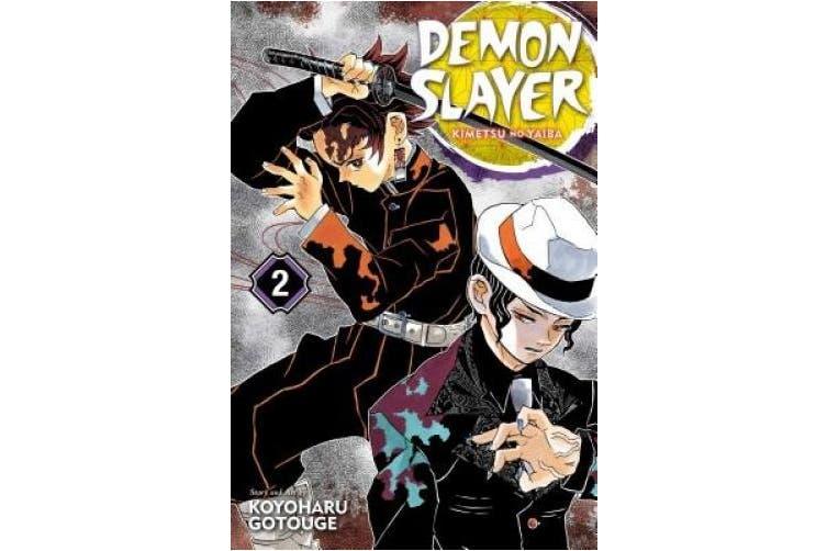 Demon Slayer: Kimetsu no Yaiba, Vol. 2 (Demon Slayer: Kimetsu no Yaiba)