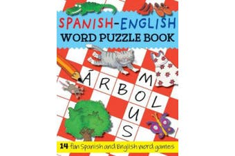 Word Puzzles Spanish-English (Word Puzzles)