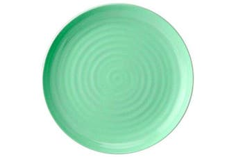 Portmeirion Sophie Conran coupe dinner plate 27cm celadon green