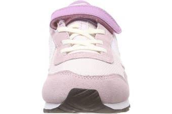(4 UK, Purple (Gray Lilac)) - hummel Unisex Kids' Reflex Jr Trainers