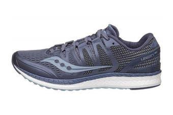 (8.0 D(M) US, Grey/Fog) - Saucony Liberty ISO Men's Shoes Grey/Fog