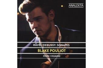 Ravel-Debussy: Sonates
