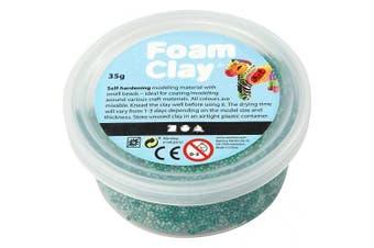 Foam Clay®, dark green, 35g