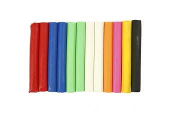 Soft Clay - Assortment, asstd colours, 200g