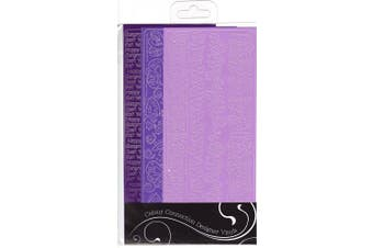 Craftime Colour Connexion Designer Vinyls, Violet