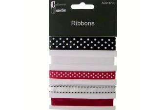 Craftime AC0137R Colour Connexion Ribbons Classic