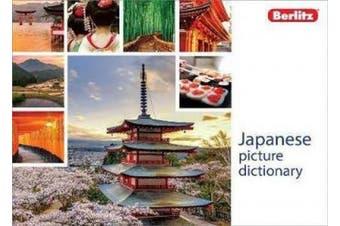 Berlitz Picture Dictionary Japanese (Berlitz Picture Dictionaries)