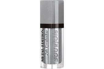 (Silver) - Bourjois Metallic Edition Eyeshadow, 8 g, Silver