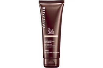 LANCASTER 365 Sun BB Body Cream SPF15 Instant Natural Glow 125 ml