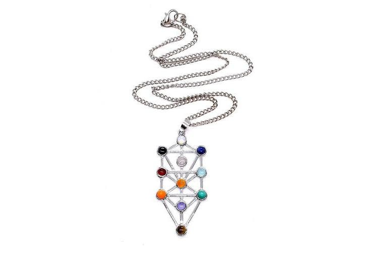 Dick Smith Eclectic Shop Uk Silver Plated Gemstone Kabbalah Tree Of Life Sefirot Chakra 46cm Chain Necklace Pendant Natural Gemstone Kabbalah Boxed Necklaces Shop the top 25 most popular 1 at the best prices! eclectic shop uk silver plated gemstone kabbalah tree of life sefirot chakra 46cm chain necklace pendant natural gemstone kabbalah boxed