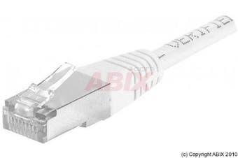 DEXLAN CORDON PATCH RJ45 FTP / UTP CAT 6a White - 15m