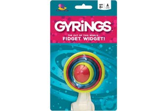 Brainwright GYRINGS Fidget Widget