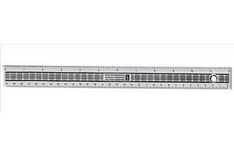 Hainenko 30 cm Shatter Resistant Ruler