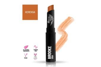 (Kerensa) - Beauty For Real Lip Revival Tinted Lip Balm - 100% Natural - 2.8G - Supports Brooke USA - (Kerensa)