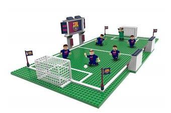 Basic Fun Soccer Full Field Set