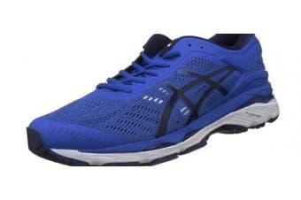 (7 UK, Blue (Victoria Blue/Indigo Blue/White 4549)) - Asics Men's Gel-Kayano 24 Running Shoes