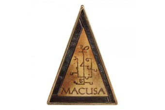 Fantastic Beasts and Where to Find Them Macusa Lapel Pin