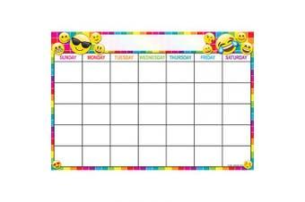 Ashley Productions ASH91003 Smart Poly Chart, Calendar, Emojis
