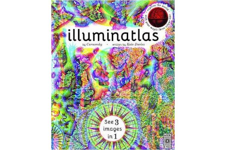 Illuminatlas (See 3 images in 1)