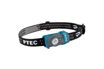 (One Size, Gray/Blue) - Princeton Tec Byte 100 Headlamp