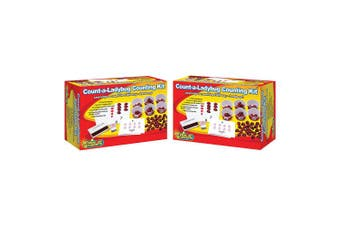 Primary Concepts, PC-2472 Ladybug Counting Learning Kit