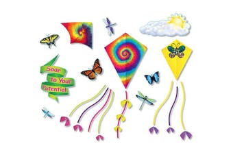 North Star Teacher Resource NST3087 Soar to Your Potential Bulletin Board Set, 28 Pieces