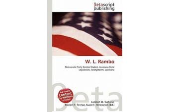 W. L. Rambo