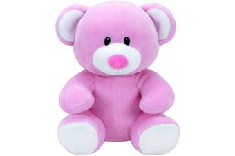 Ty 82006 Princess with Bear, Baby Plush Toy, Medium, Pink