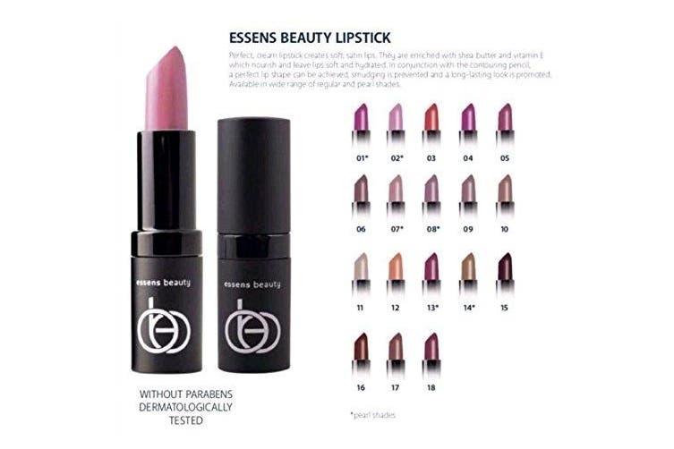 Essens Lipstick Number 04, Magenta