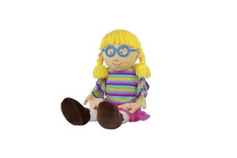 American Educational Products EC-B147 Millie Social Skills Puppet Activity Set