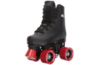 (11J) - Chicago Boys Rink Skate (Size 1), Black